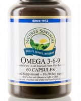 Omega 3 6 9 natures sunshine