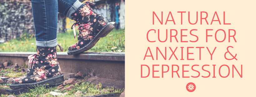 nATURAL CURES FOR ANXIETY & DEPRESSION (1)